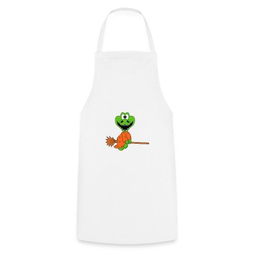 Lustiges Krokodil - Hexe - Kind - Baby - Fun - Kochschürze