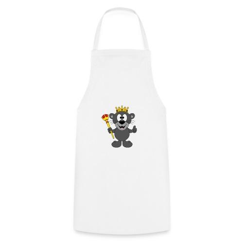 Lustiger Panther - König - Königin - Tier - Kind - Kochschürze
