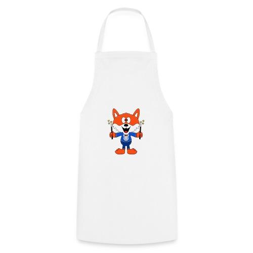 Lustiger Fuchs - Zauberer - Magier - Magie - Fun - Kochschürze