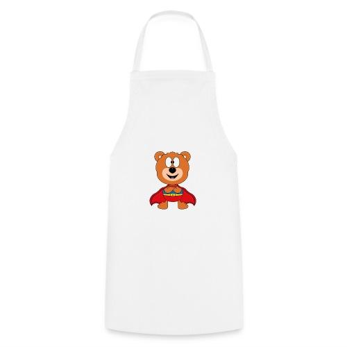 Teddy - Bär - Superheld - Kind - Baby - Tier - Kochschürze