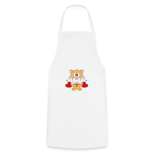 Hamster - Herzen - Liebe - Love - Kind - Baby - Kochschürze
