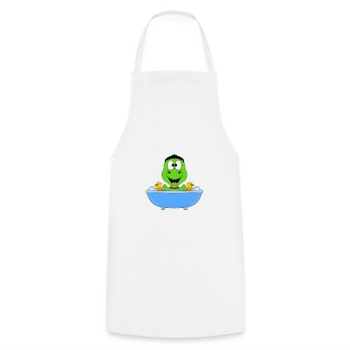 Dinosaurier - Badewanne - Kind - Baby - Fun - Kochschürze