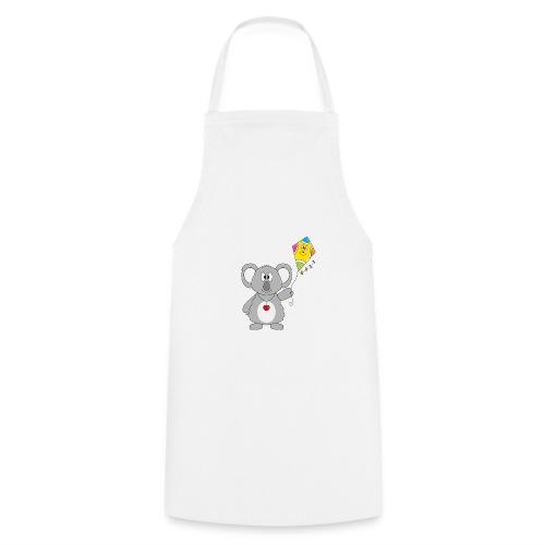 Panda - Drachen - Kite - Tier - Kind - Baby - Kochschürze