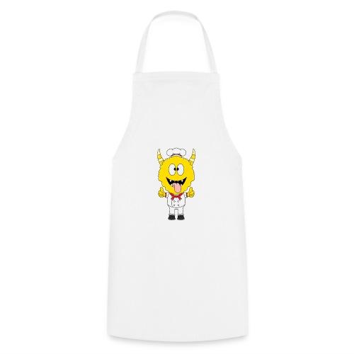 Monster - Koch - Bäcker - Beruf - Kind - Baby - Kochschürze