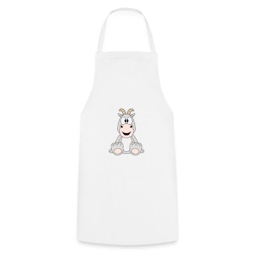 Ziege - Tier - Bauernhof - Kind - Baby - Fun - Kochschürze