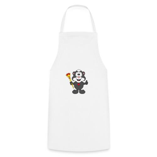 Stinktier - König - Königin - Tier - Kind - Baby - Kochschürze
