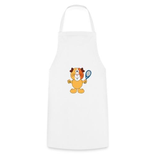 Meerschweinchen - Tennis - Sport - Tier - Kinder - Kochschürze
