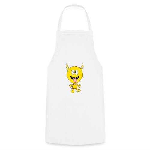 Monster - Hula-Hoop-Reifen - Kind - Baby - Kochschürze
