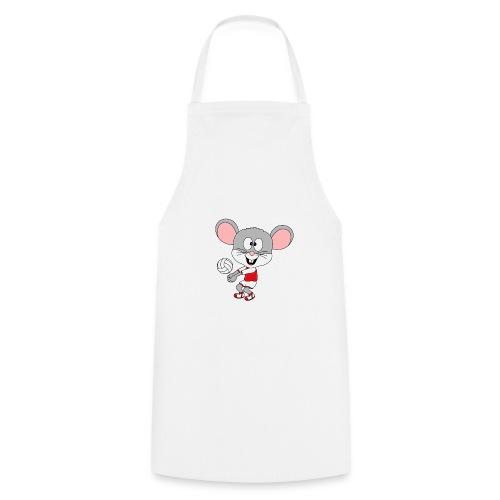 Maus - Volleyball - Sport - Tier - Kind - Baby - Kochschürze