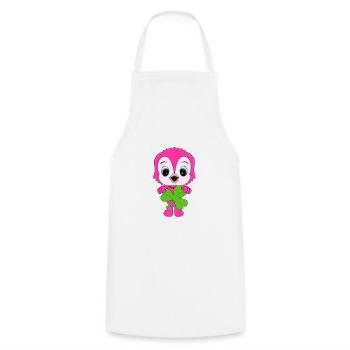 Eule - Kleeblatt - Vogel - Tier - Kind - Baby - Kochschürze