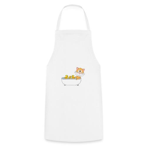 Hamster - Badewanne - Kind - Baby - Tier - Fun - Kochschürze