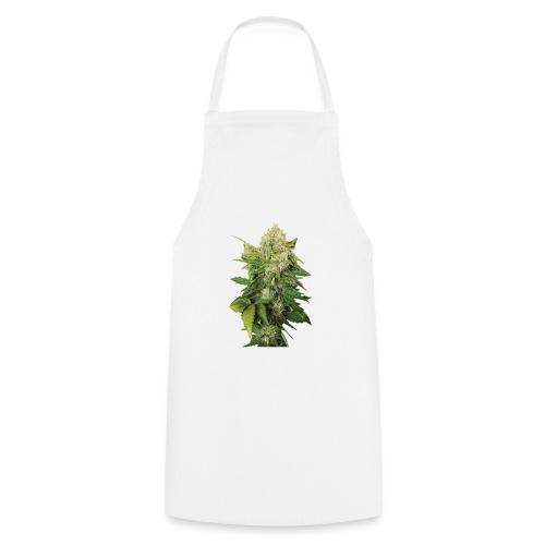 Cannabis Bud real - Kochschürze