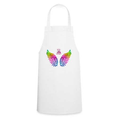 Fly to your dream - Grembiule da cucina