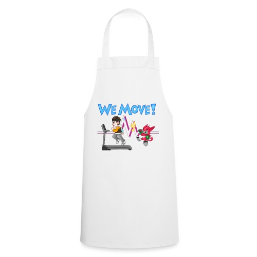 WE MOVE! - Cooking Apron
