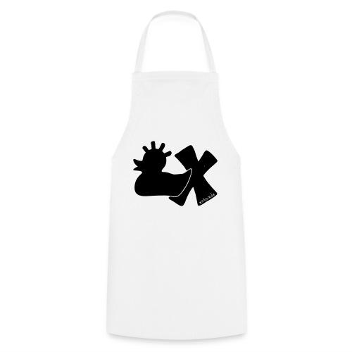 PunkEnte mit X v3.3 - Kochschürze