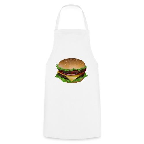 Burger - Förkläde