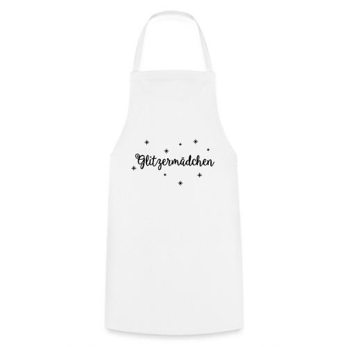 Glitzermädchen - Kochschürze