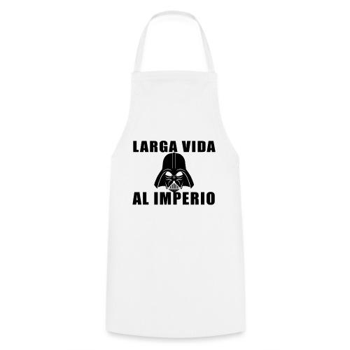 LARGA VIDA AL IMPERIO - Delantal de cocina
