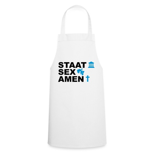 Staatsexamen / Staat Sex Amen - Kochschürze