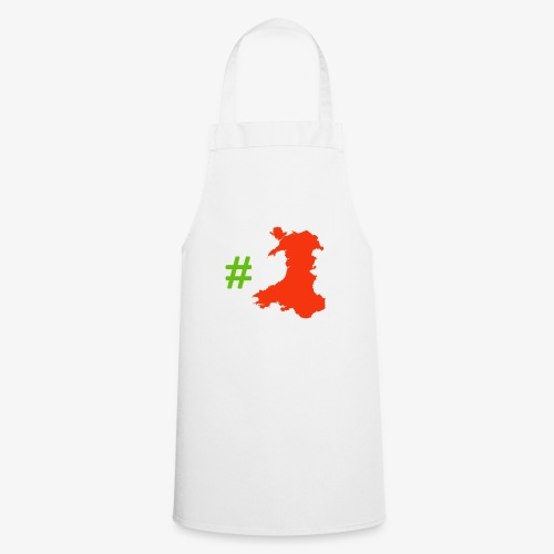 Hashtag Wales - Cooking Apron