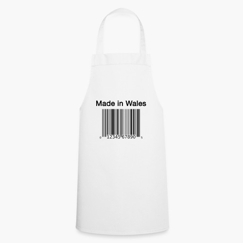 Made in Wales - Cooking Apron