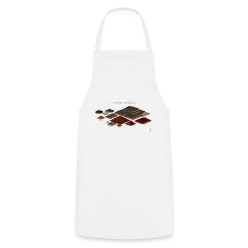 pyramides - Tablier de cuisine