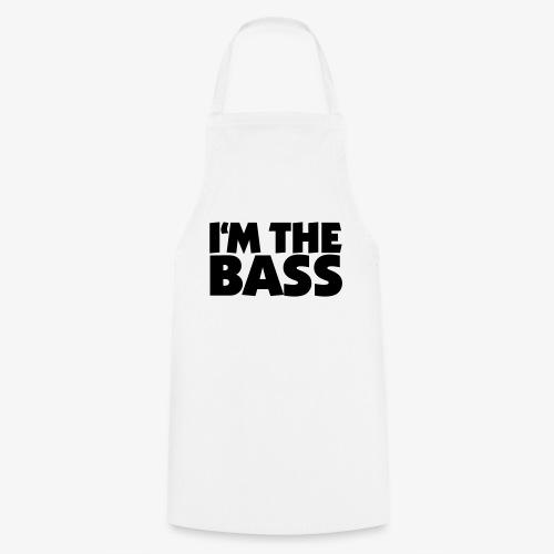 I'm the Bass 2 für Bassisten und Tieftöner - Kochschürze
