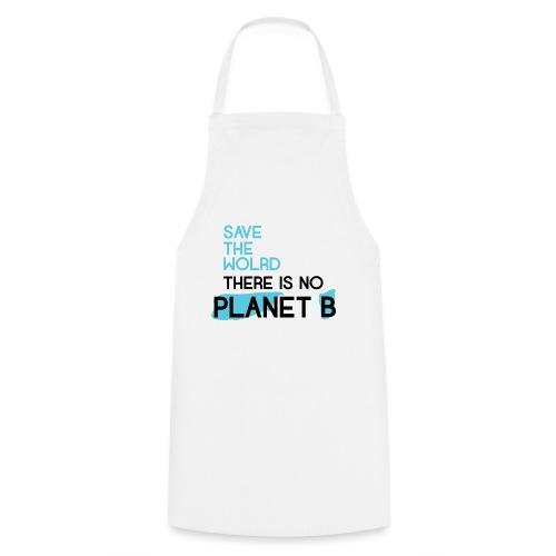SAVE THE WORLD - Delantal de cocina
