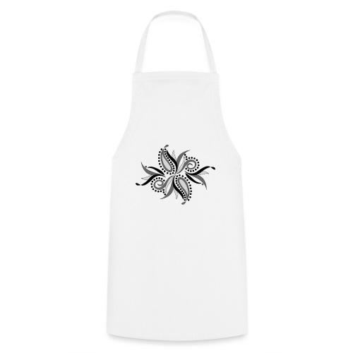 foglie astratte - Grembiule da cucina