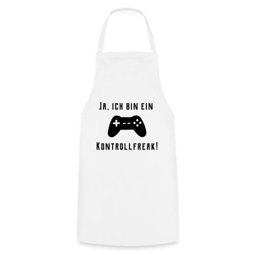 Gamer Controller Kontrollfreak - Kochschürze