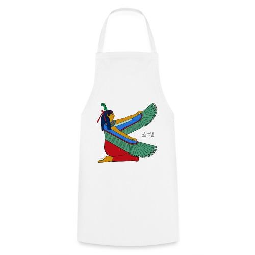 Maat - altägyptische Göttin - Kochschürze