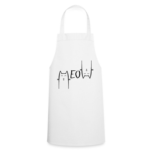 MEOW - Tablier de cuisine