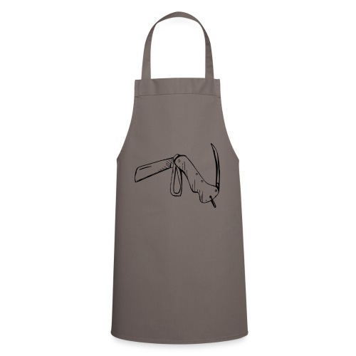 jacknife - Grembiule da cucina