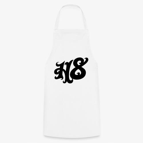 H8 black - Kochschürze