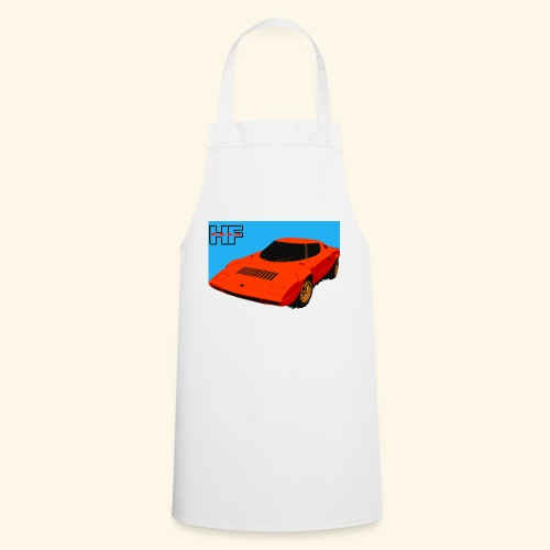 rally car - Cooking Apron