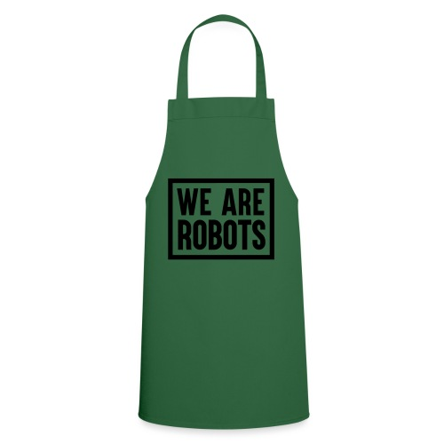 We Are Robots Premium Tote Bag - Cooking Apron