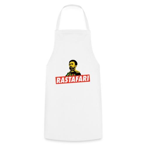 Rastafari - Haile Selassie - HIM - Jah Rastafara - Kochschürze