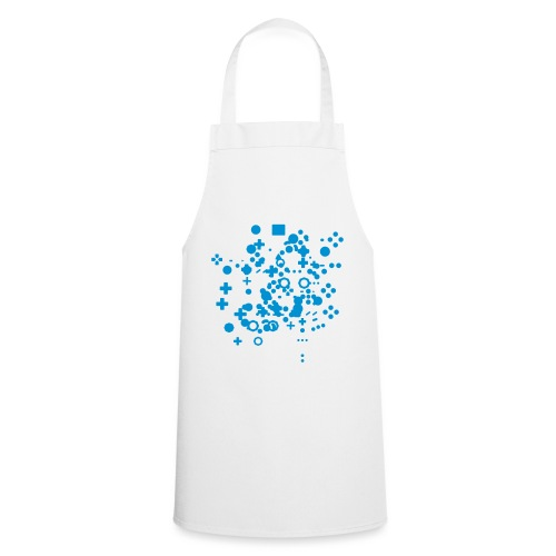 Games Console Controller Collage Coffee Mug - Cooking Apron