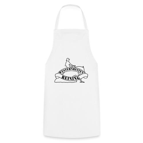 Westernreiten - Reining- Custom Tee Design - Kochschürze