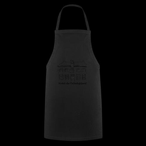 Hotel de Tabaksplant (black) - Cooking Apron