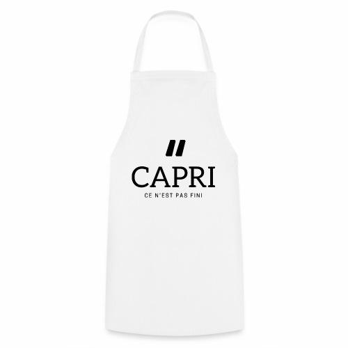 Capri ce n'est pas bien - Tablier de cuisine