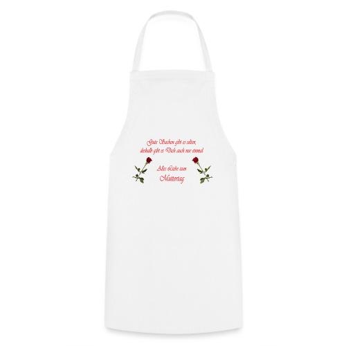 Muttertag Geschen Design - Kochschürze