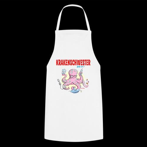 Krakenschwester - Kochschürze