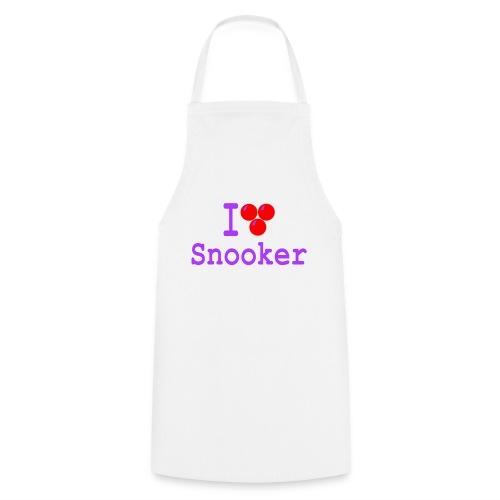 ilovesnooker - Cooking Apron