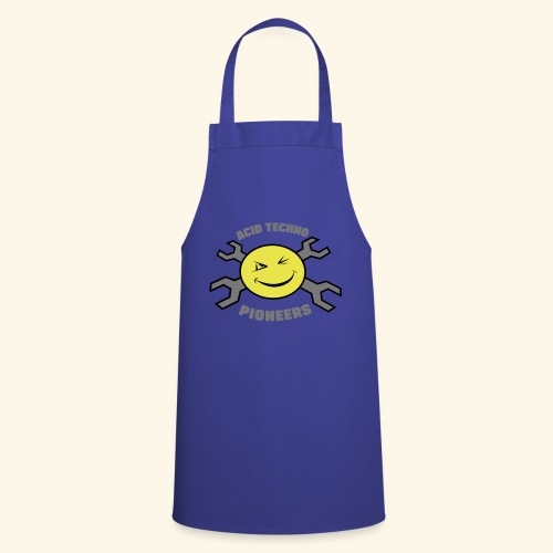 ACID TECHNO PIONEERS - SILVER EDITION - Cooking Apron