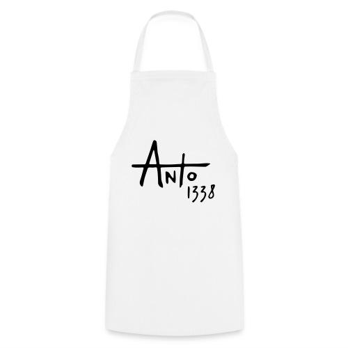 Anto1338 logo - Tablier de cuisine