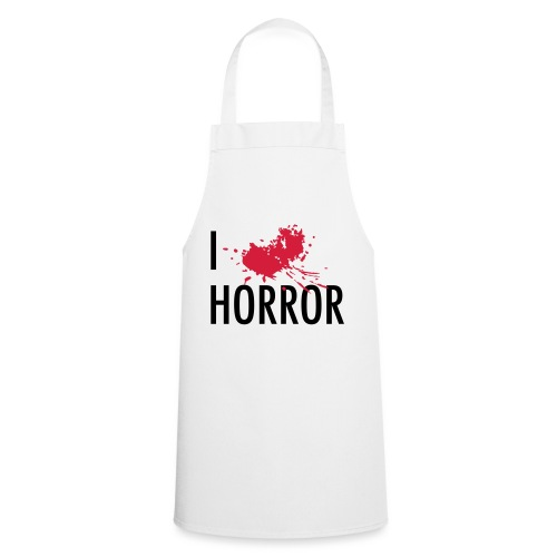 Love horror blood sangue - Grembiule da cucina