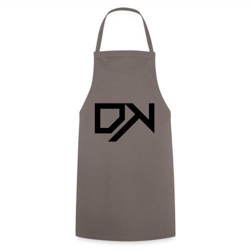DewKee Logo Cap Black - Cooking Apron