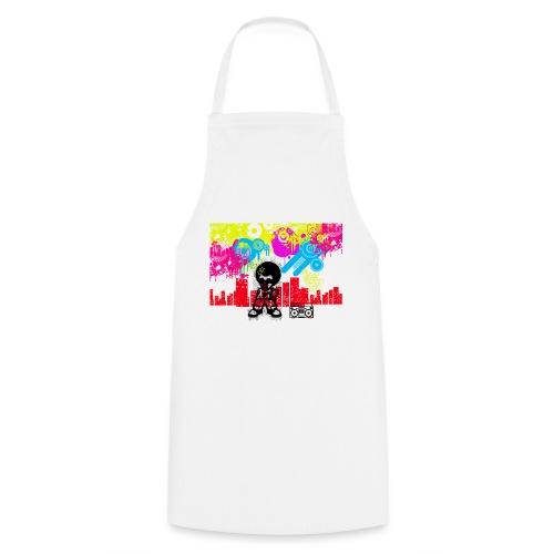 Magliette personalizzate bambini Dancefloor - Grembiule da cucina