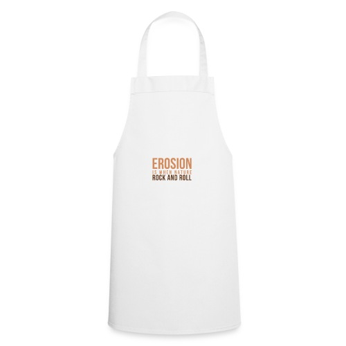 When Nature Rock And Roll - Cooking Apron